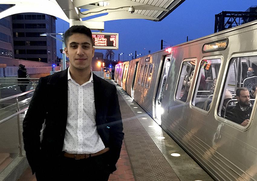 Abdul Abbas, Metro D.C.