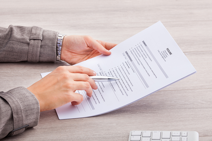 Three Areas to Highlight in Your Resume If You Lack Work Experience