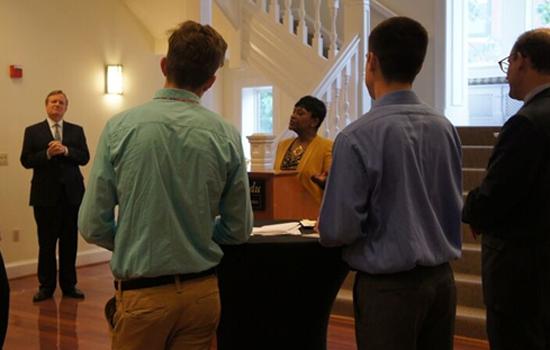 Delegate Adrienne Jones at TWC