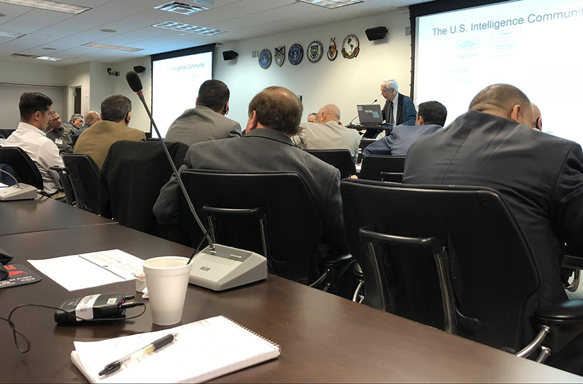 NESA Seminar at the Department of Defense