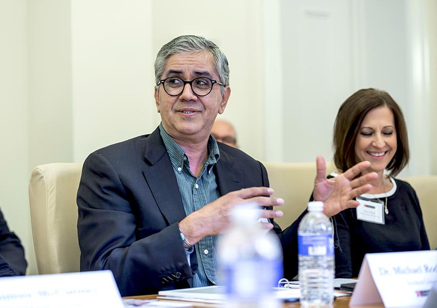 Michael Rodriguez (Stockton University).