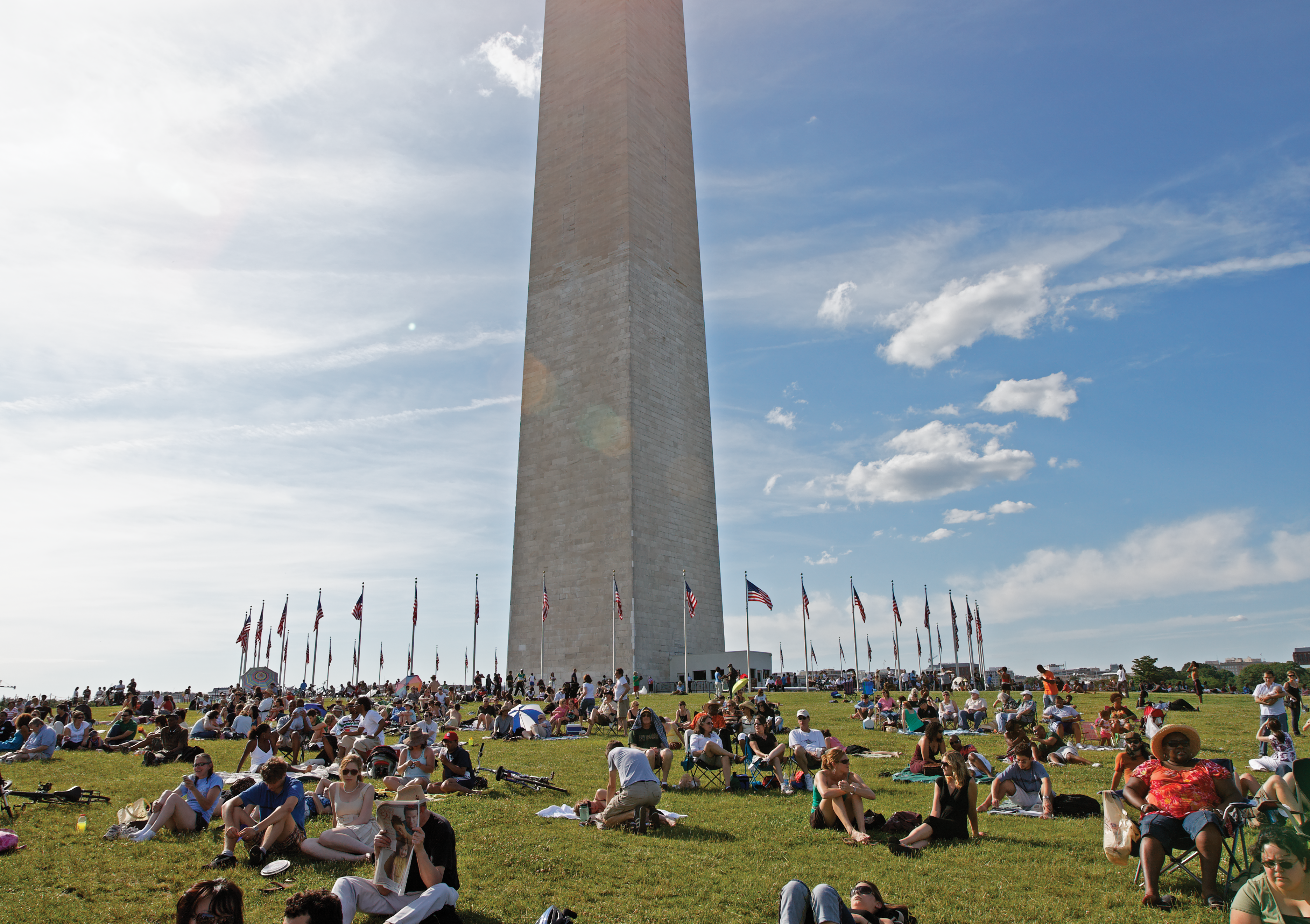 Why Summer Is the Best Time to Be a D.C. Intern