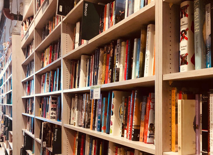 5 Can't Miss Bookstores in D.C.