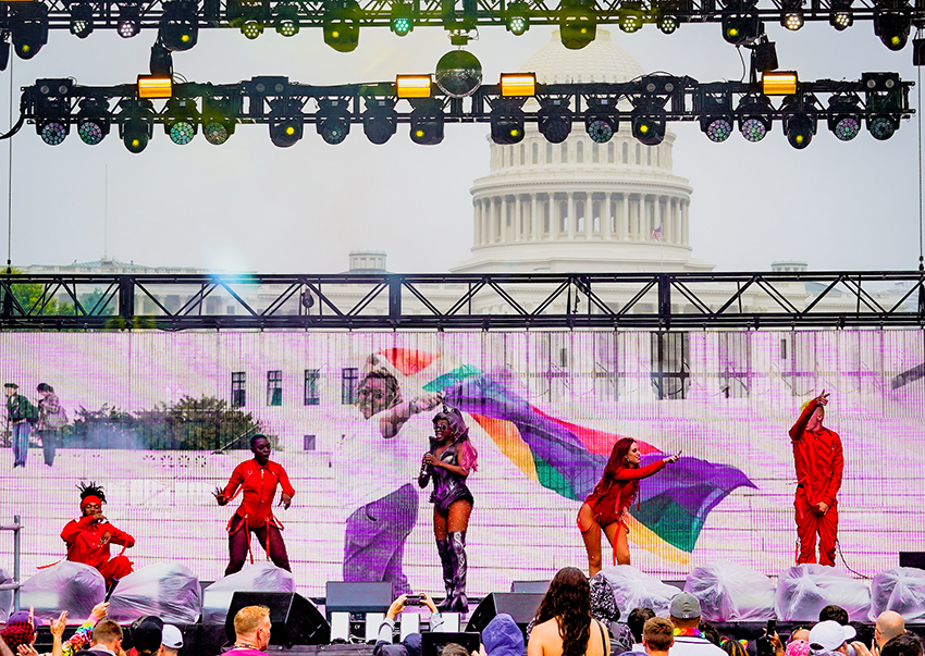 2019 Capital Pride Festival - Image via Flickr / Ted Eytan
