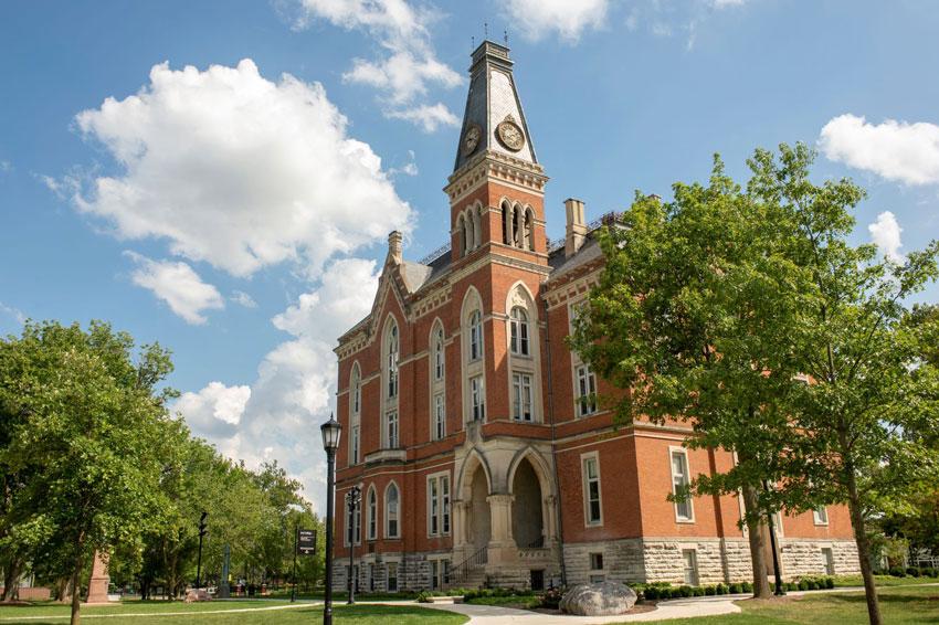 The Washington Center Selected by DePauw University