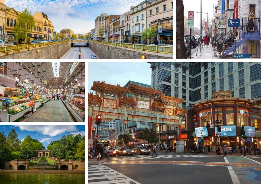 Essential D.C. Neighborhoods Every Intern Should Visit