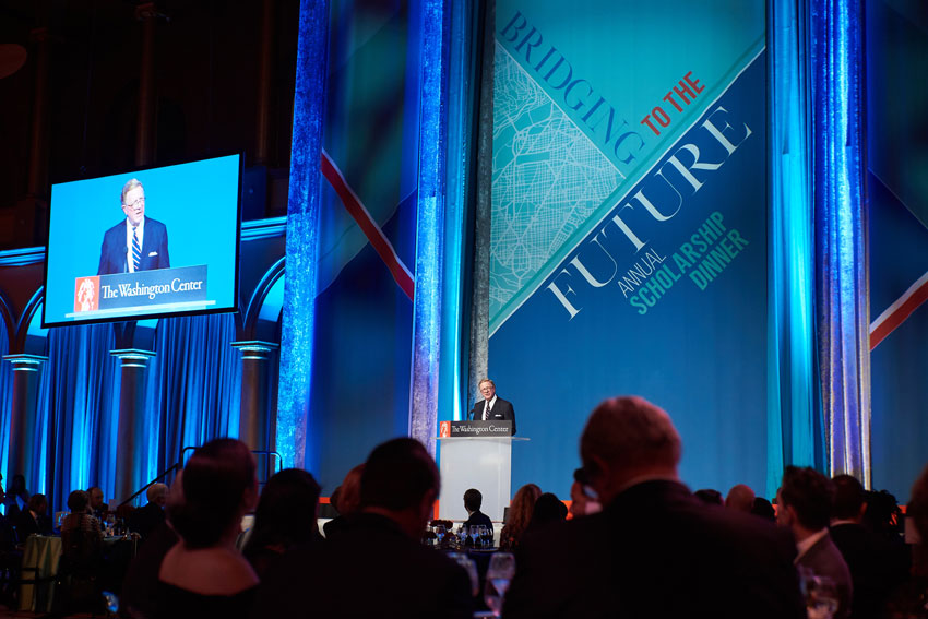 The 2019 Annual Scholarship Dinner: Bridging to the Future; a Recap