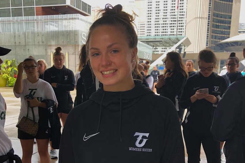 32 Questions with Isabel Conrath from Tiffin University