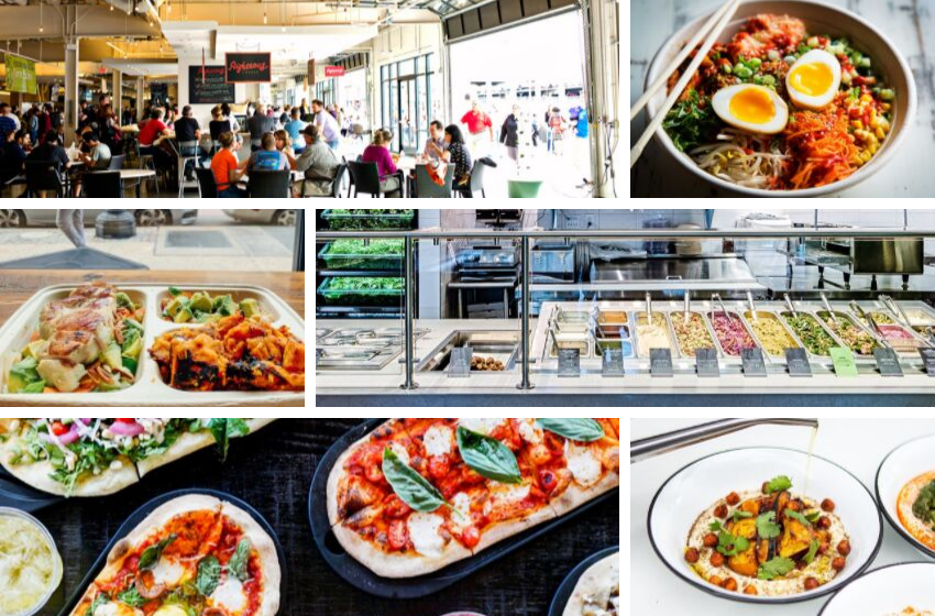 Top Six Gluten-free and Dairy-free Eats in D.C.