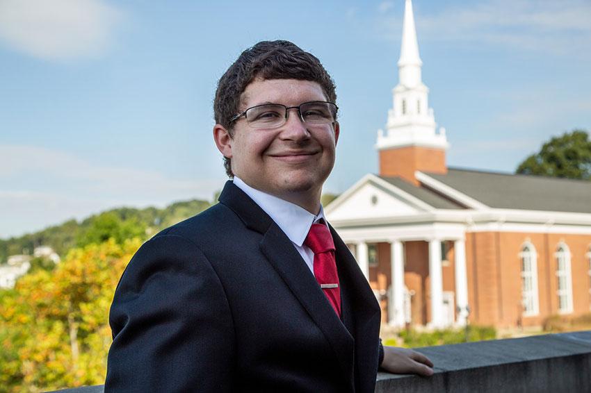 Nicholas Midei, Waynesburg University