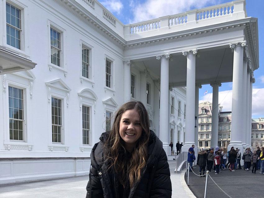 Molly Garton: A Monumental Experience Forging Lifelong Connections in Washington, D.C.