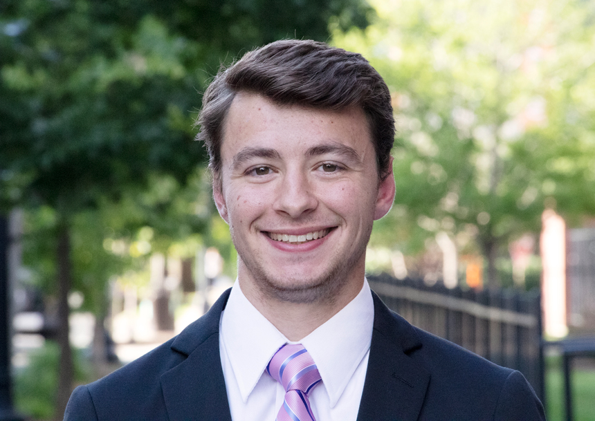 Evan Pron, Washington Center Student Blogger, Summer 2019