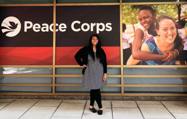 internship site the peace corps