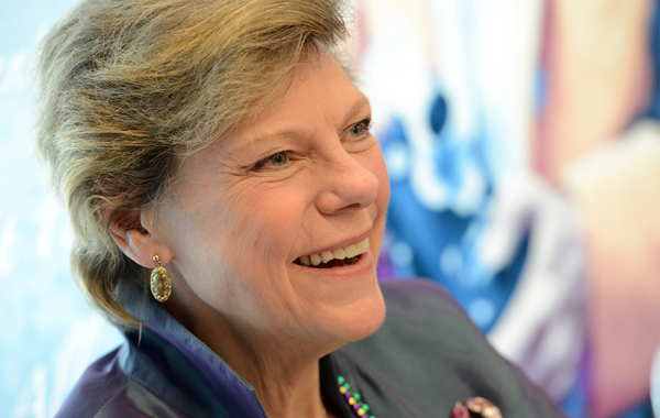 Esteemed journalist, Cokie Roberts will serve as Master of Ceremonies for Gala 2012: Celebrating 50,000 Alumni