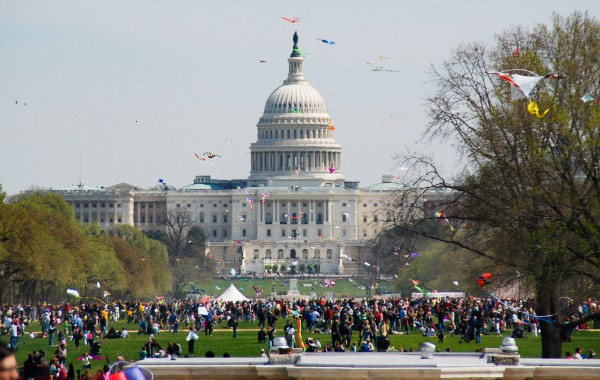 The Mall in DC