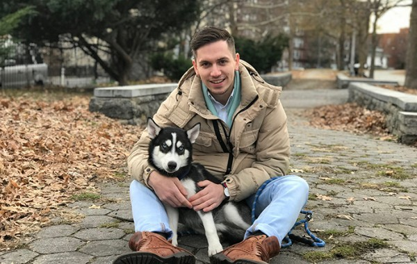 David Ndreca, Dickinson College