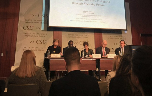 Risk & Resilience: Advancing Food and Nutrition Security in Nigeria through Feed the Future event.