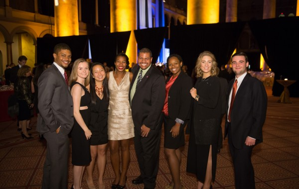 The Washington Center 2015 Gala
