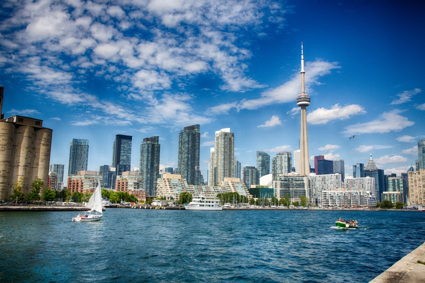 Toronto is one of Canada's most bustling and exciting cities