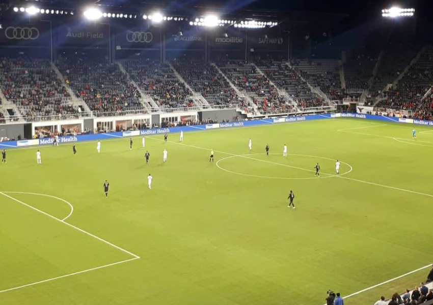 Audi Field has become one of the most visited sports arenas in DC since opening in 2018