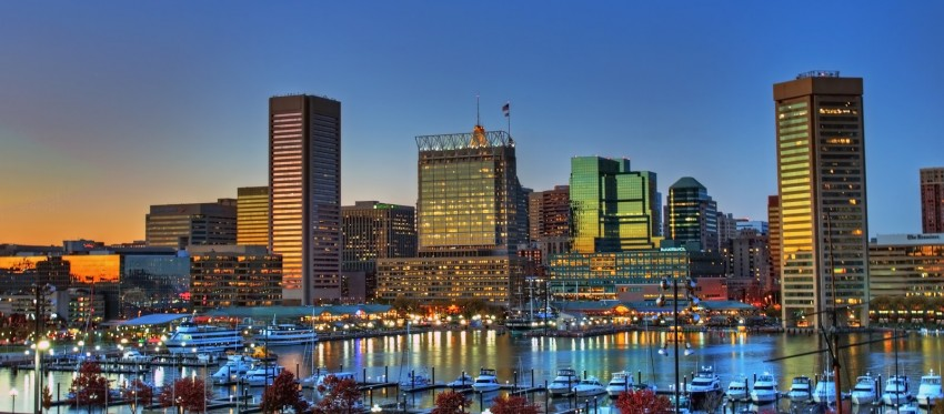 Baltimore is just 40 minutes outside of D.C. and a can't-miss destination