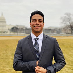 Cristhofer Moreira, intern at the American Society for Reproductive Medicine Public Health