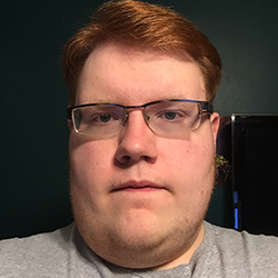 Jacob McDowell, intern at D&P Creative Strategies