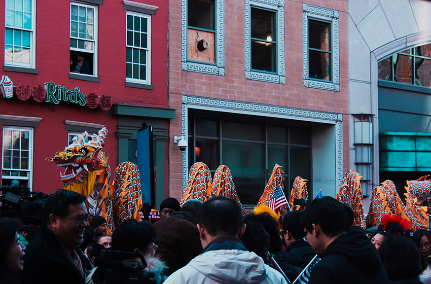 Lunar New Year parade in D.C.