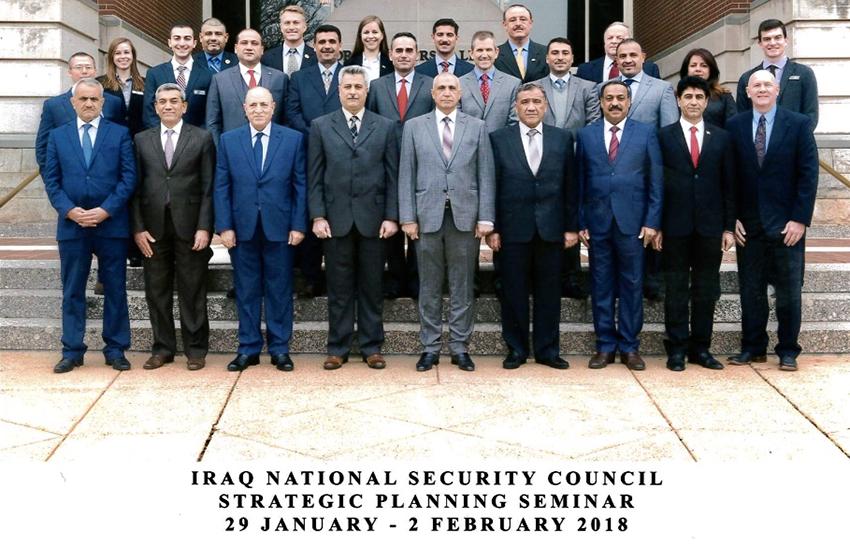 Participants at the NESA Seminar.