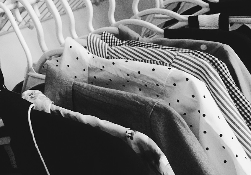 An Intern's Wardrobe