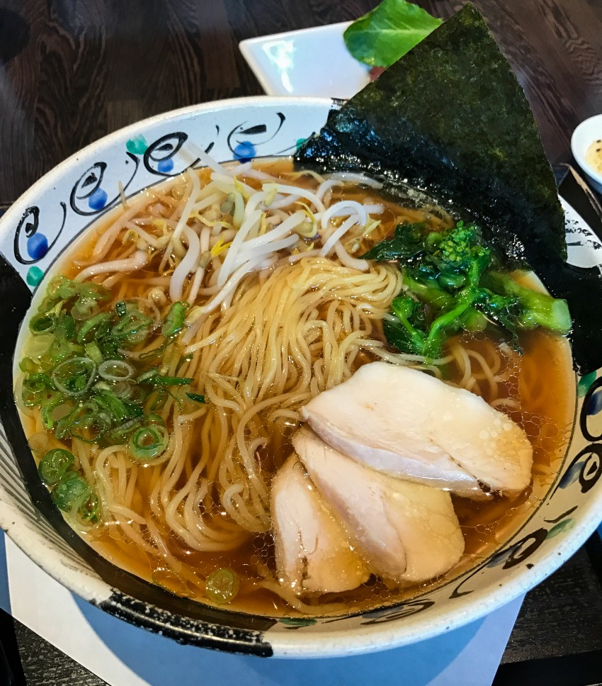 Best ramen in DC