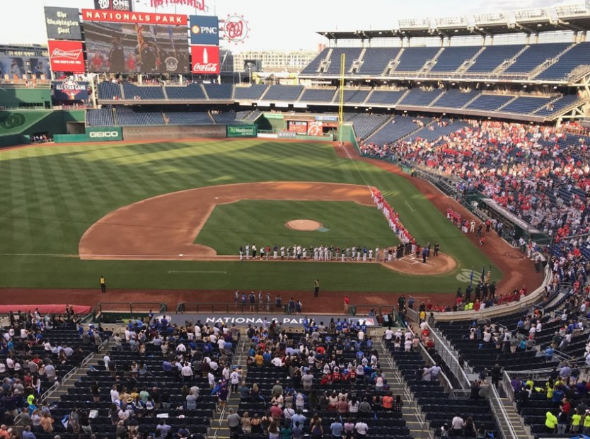 The annual Congressional Baseball Game has been a D.C. tradition since 1909.