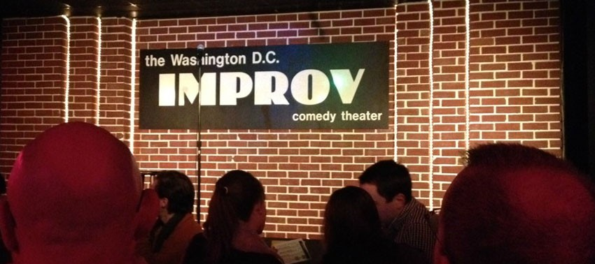 See touring comedians, improv and more at the D.C. Improv Comedy Club.