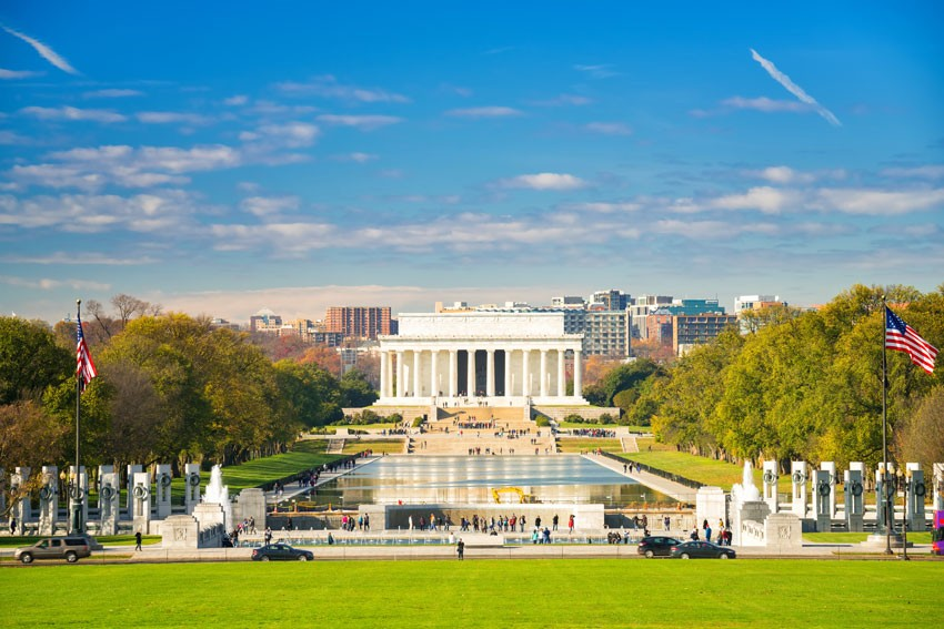 Washington, D.C. Outdoor Attractions