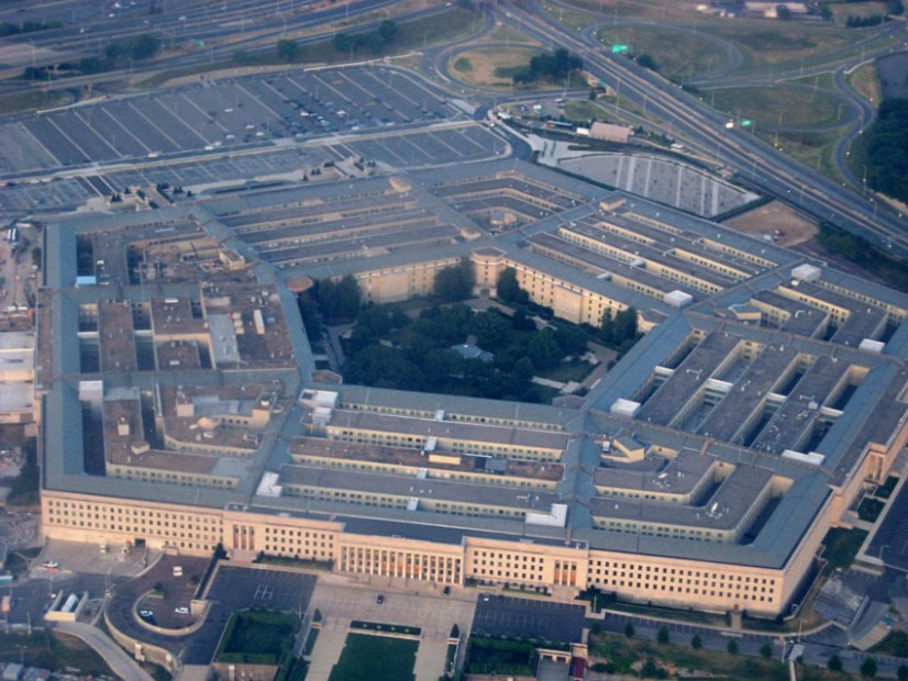 Defense contractors and national security consulting are big in D.C.