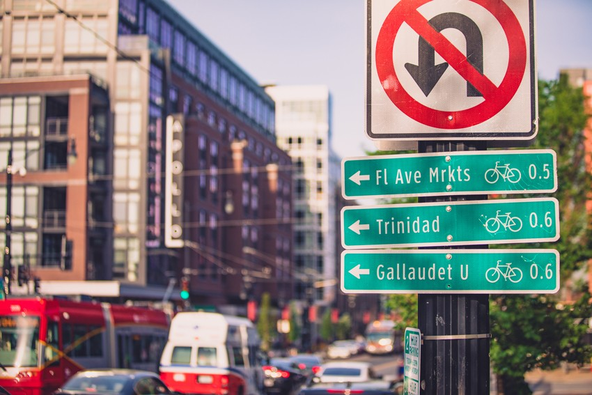 Finding your way in Washington, D.C.