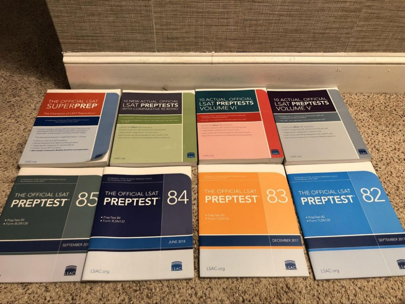 TWC's career center has post graduate exam prep materials available at no extra cost.