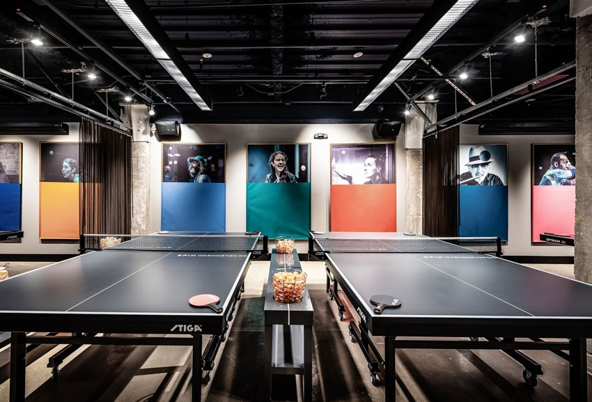 Looking for a place to play ping pong?