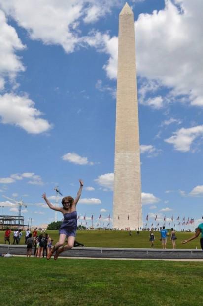 Kelly Miller in Washington, D.C.