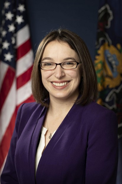 Pennsylvania State Senator and TWC Alumna Lindsey Williams