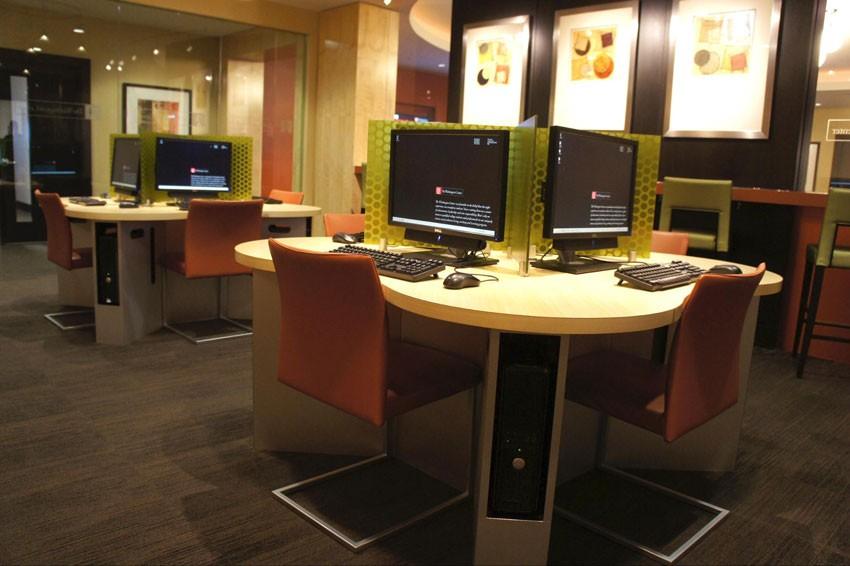 TWC RAF Computer Lab