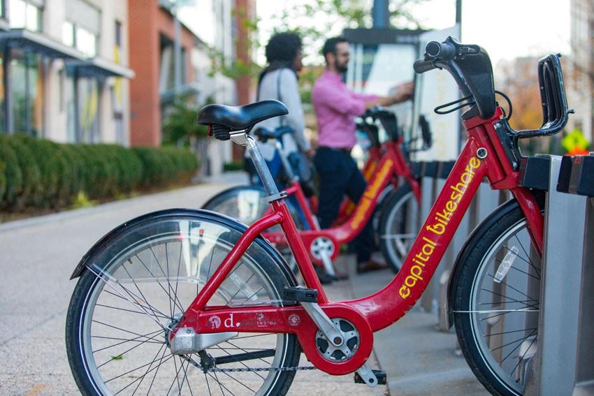 Washington, D.C. Capital Bike Share