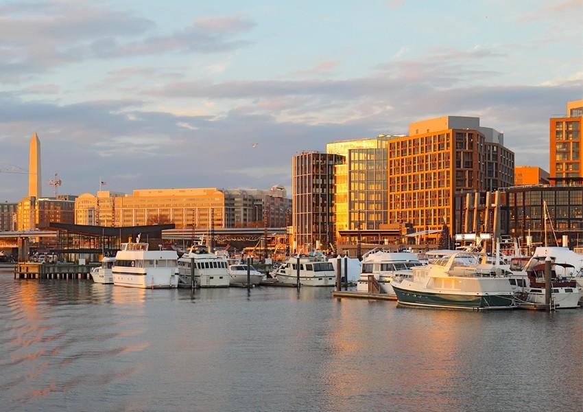 The Wharf in Washington, D.C.